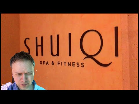 ShuiQi Spa & RIP Prince, Amazing Spa Experience with Massage in Atlantis the Palm