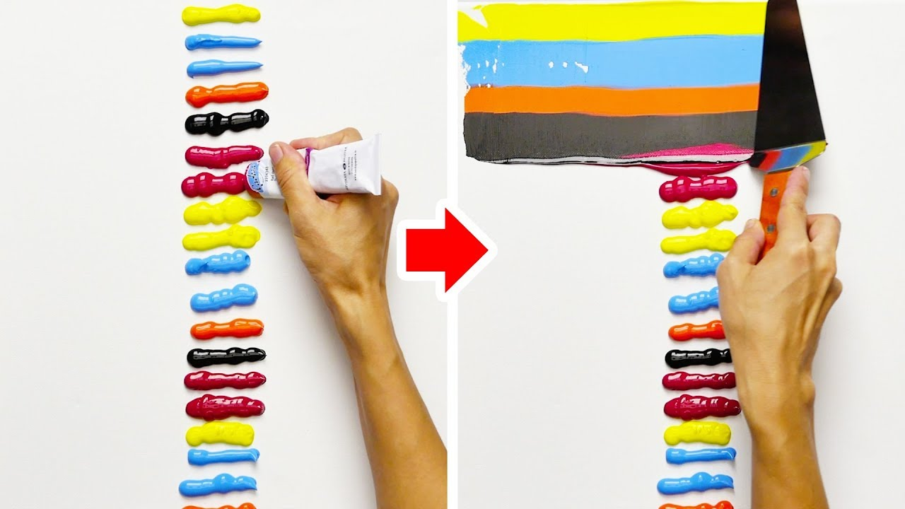 20 Life Hacks To Pump Up Your Walls Youtube