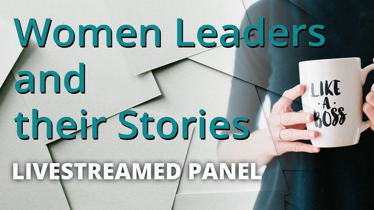 Image for WSU Global: Women Leaders and their Stories webinar