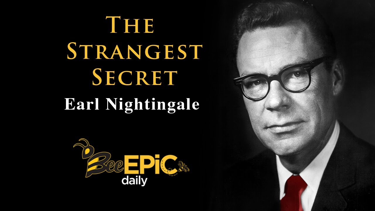 Download The Strangest Secret by Earl Nightingale (quality recording)