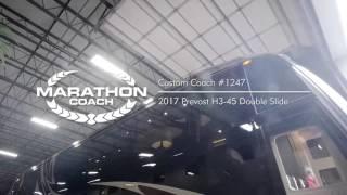 Marathon Coach Custom Coach #1247 Prevost H3-4