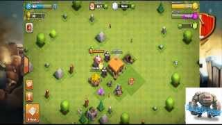 Clash of Clans Timelapse #1