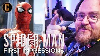 Spider-Man First Impressions With Jon Schnepp