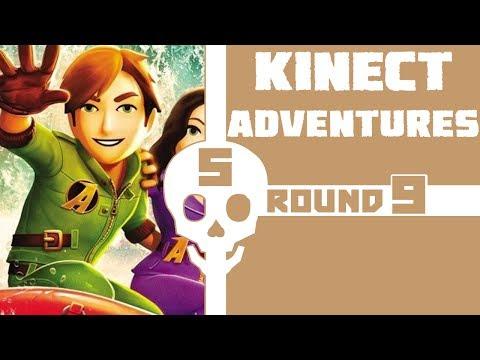 UNFAIRnament - Season 5 - Round 9 - Kinect Adventures