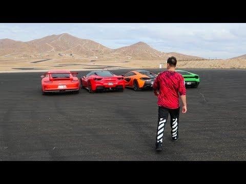 THE MILLION DOLLAR RACE!