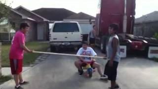 Jackass Josh r - the slam