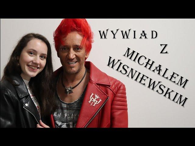Jestem, jaki jestem - wywiad z #Michałem #Wiśniewskim