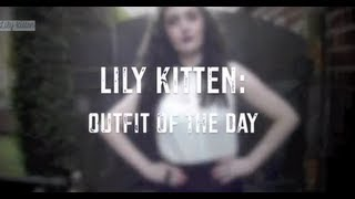 Lily Kitten: Black & Spikes Thumbnail