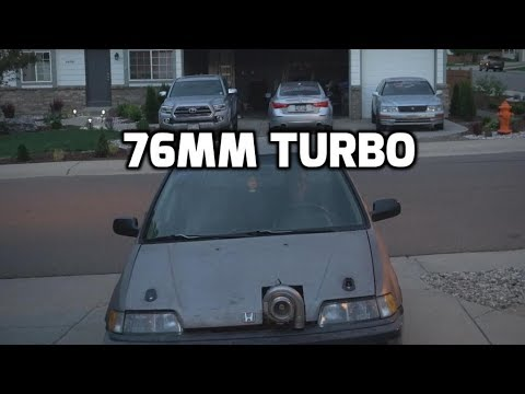 Wagon's Turbo is Out the Hood