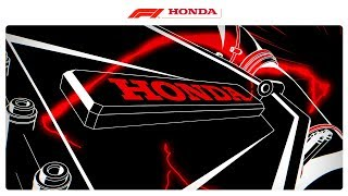 Powered By Honda | Honda Racing F1