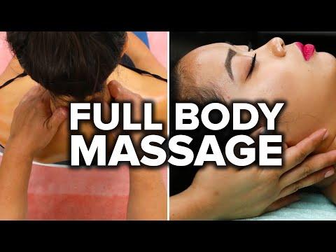 Full Body Partner Massage