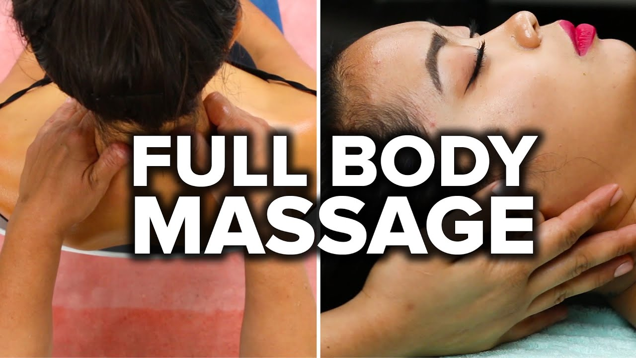 Where Can I Get Full Body Massage Full Body Partner Massage
