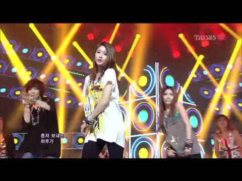[HD] T-ARA - Lovey Dovey (Jan 29, 2012).mp4