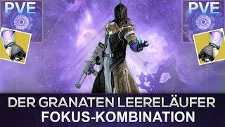 Destiny: Der Granaten Leereläufer / Fokus Kombination PvE Warlock (Deutsch/German)