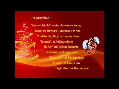 Concerto de Natal 2013 - Sociedade Recreativa e Musical de Moimenta da Serra [22/12/2012]