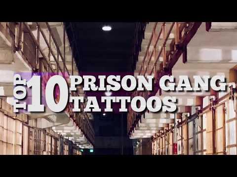 Top 10 Prison Gang Tattoos