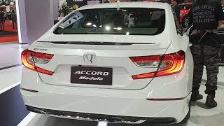 All new Honda Accord 2019 1.5 Turbo EL Modulo