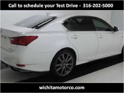 2013 Lexus Gs 350 Used Cars Wichita Ks Youtube
