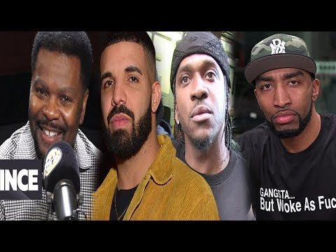 Drake sent his OG to End the Beef w/ Pusha T for Him! Mysonne Responds