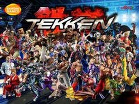 Tekken 6 Rise To 1st Dan (Baek Doo San)
