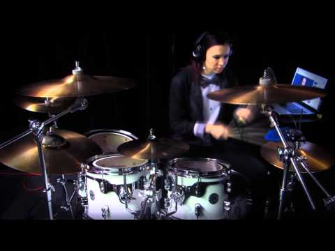 Orpheus In The Underworld (Can-Can) - Jacques Offenbach - HD Drum Cover By Devikah