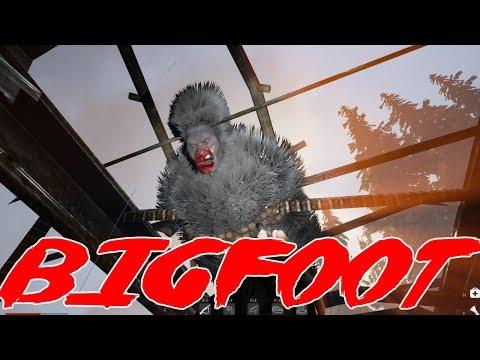 BIGFOOT Gameplay Playthrough #1 - Can we KEEP him? (PC)