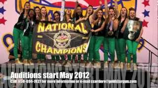 2012-2012 Promo Auditions