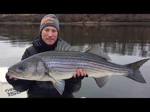 New England Fishing Season 2 // Episode 7 // Housatonic River, CT