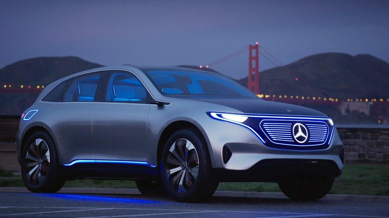 Mercedes benz concept eq youtube for Mercedes benz concept eq