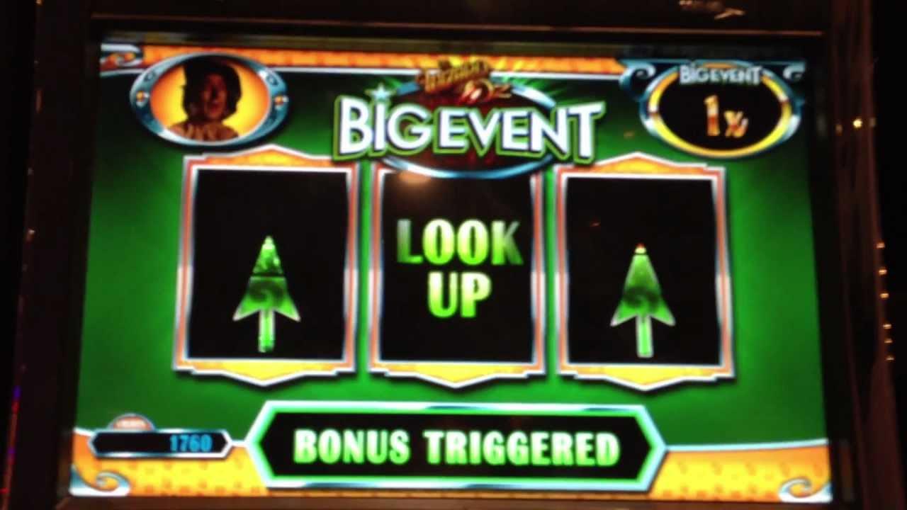 Slot Machine Wizard Of Oz