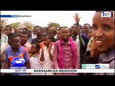 Barnaamijka Wardoon & Dhacdooyinkii Ugu Danbeeyay BY Cabdiqaadir Fiidka 11 11 2018