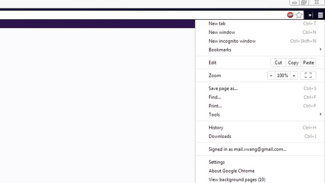 How To Make Google My Homepage & Default Engine : Google