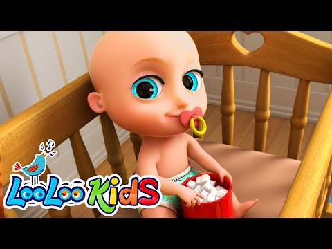 Johny Johny Yes Papa 👶 THE BEST Song for Children | LooLoo K