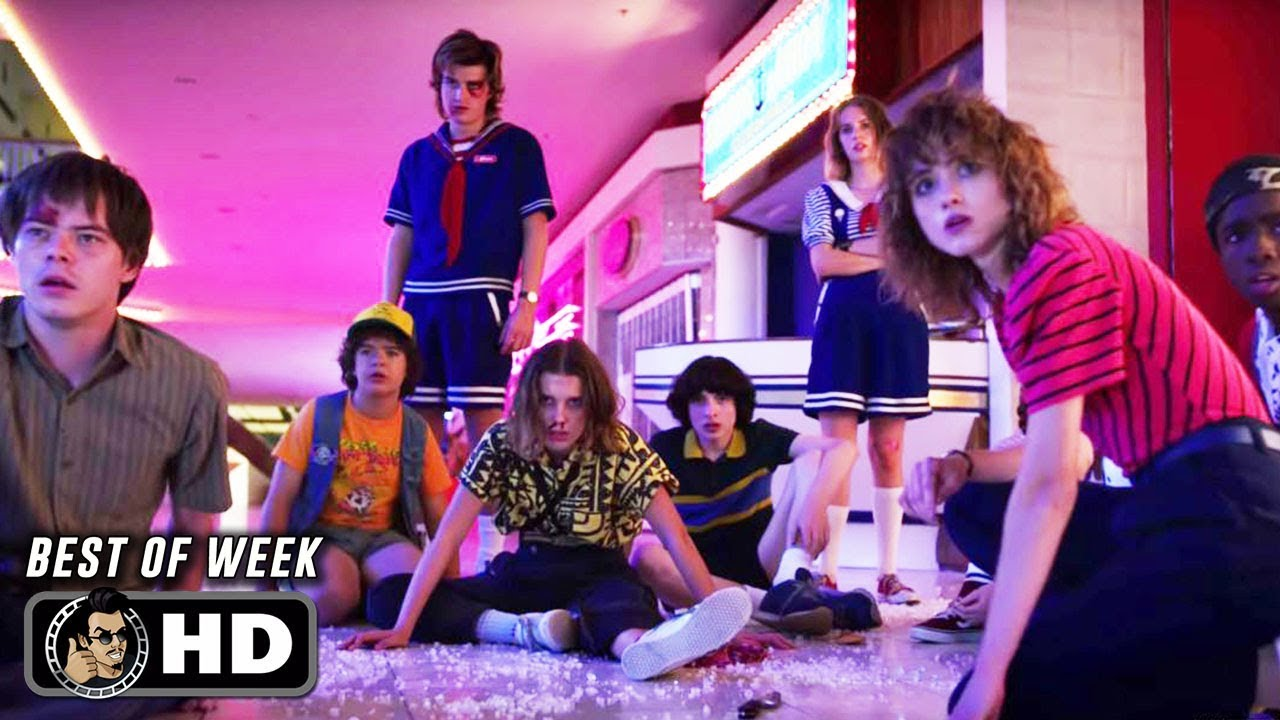 NEW TV SHOW TRAILERS of the WEEK #27 (2019)