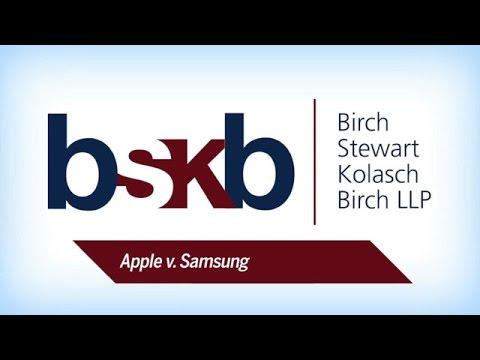 Associate Jong Ho (Hank) Lee Discusses Apple V. Samsung