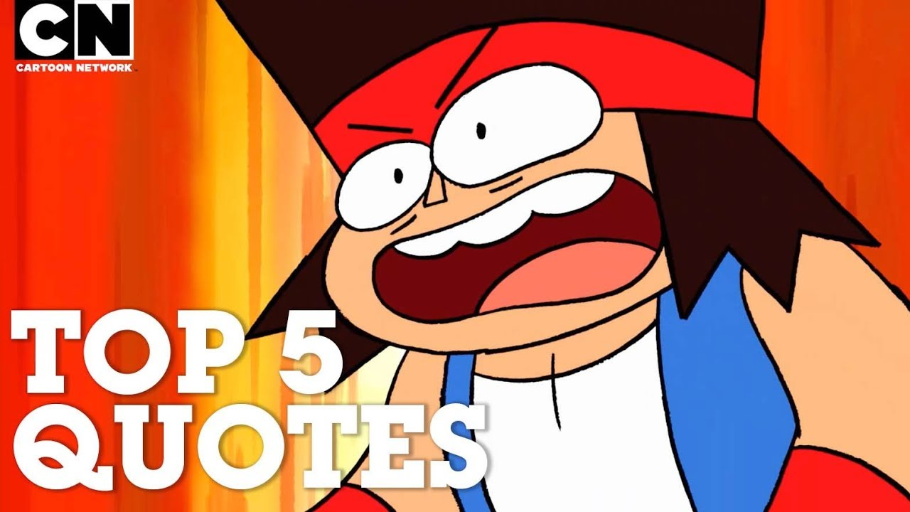 Ok Ko Lets Be Heroes Top 5 Inspiring Quotes Cartoon Network