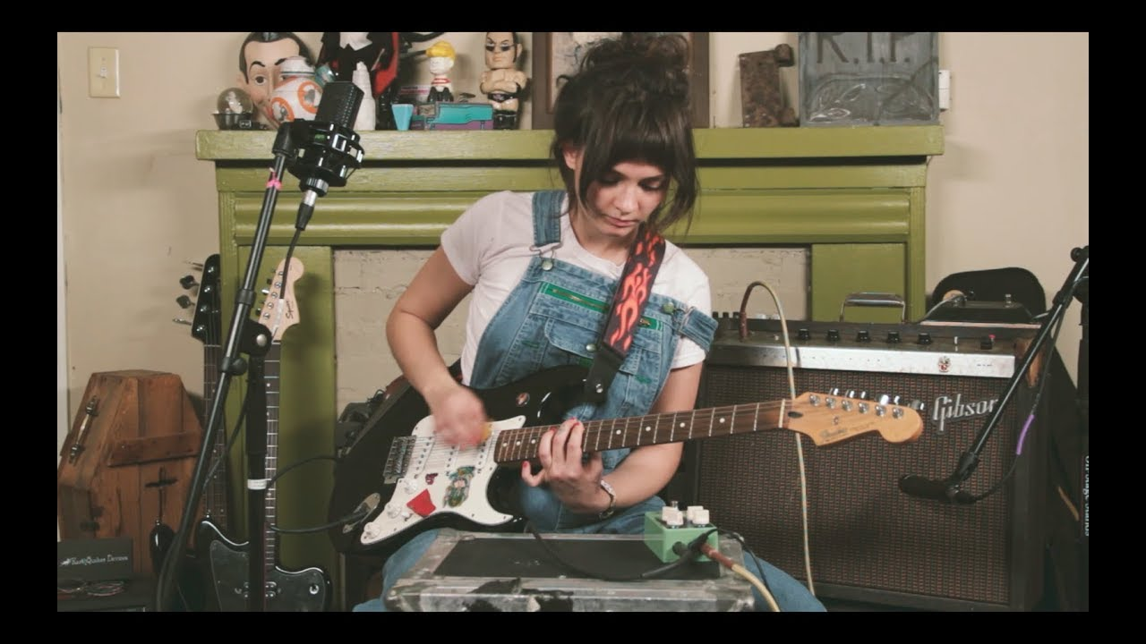 Westwood Overdrive First Impression Clementine Creevy Cherry Glazerr Earthquaker Devices