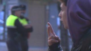 AYAX - POLIZZIA (PROD. M PADRON) | VIDEOCLIP
