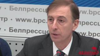 Пресс-конференция посла Италии в Беларуси Стефано Бьянки(, 2017-01-23T12:36:26.000Z)