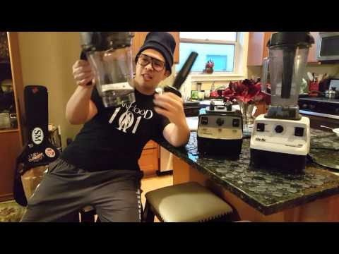 Vitamix 5300 - Unboxing, Use, Review - The evolution of blending