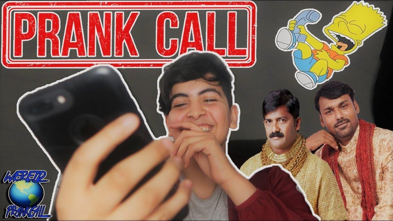 Mensen Uit India Bellen Wereldprankcall 10