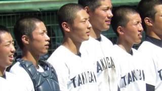 9月27日 秋季兵庫県大会 準々決勝 須磨翔風に10-0で勝利.