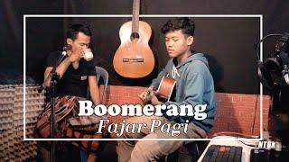 FAJAR PAGI - BOOMERANG (Live Cover) by NTGk music