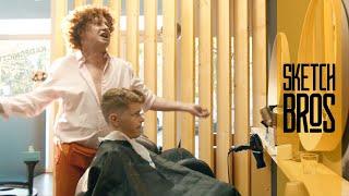 Keď ti barber zničí život! | Sketch bros