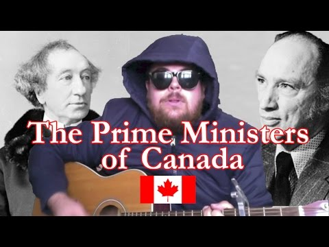 The Prime Ministers of Canada (Song)