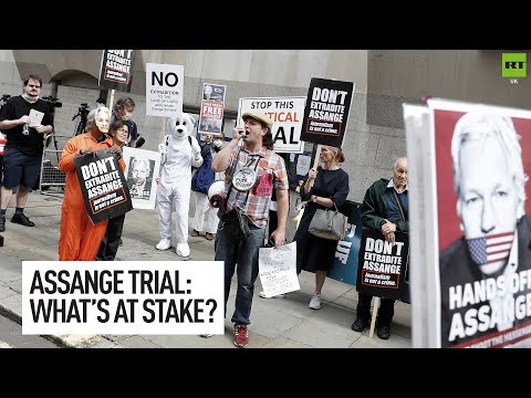 Assange's extradition resumes today! What's at stake?
