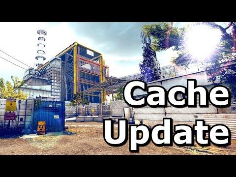 Cache HD Update