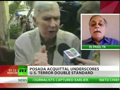 CIA Sponsored Terrorist Luis Posada Carriles Acquited In Texas (04/11/2011)