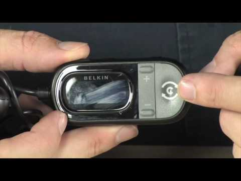 Belkin TuneCast Auto Live FM Transmitter