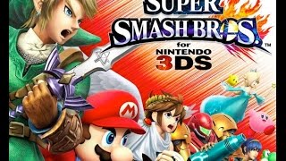 Mike on the Mic- My Thoughts on Super Smash Bros. 3DS